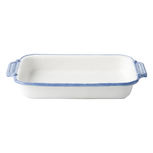 Juliska > Le Panier Delft Blue > Rectangle Baker