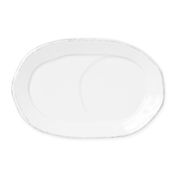 Vietri > Lastra (Linen) > Small Oval Tray
