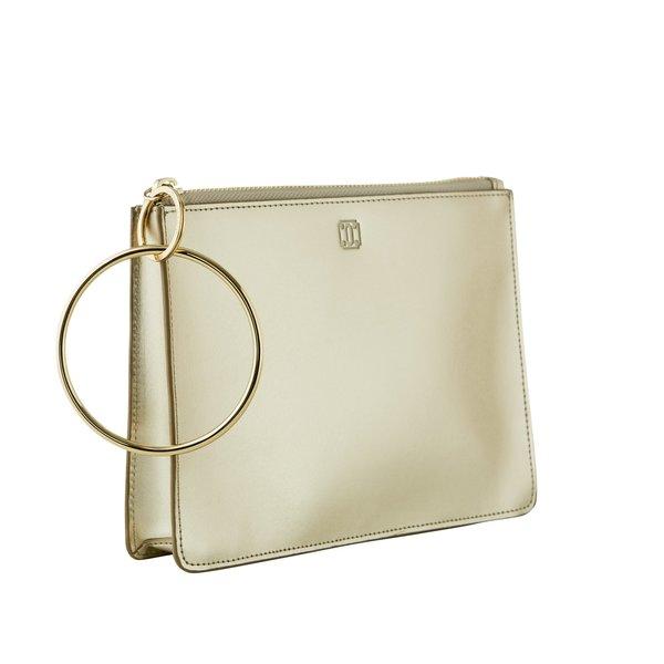 O-Ring Keychain Big O Bracelet Bag - Gold Rush