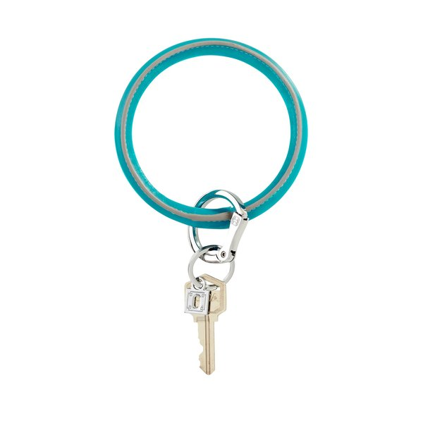 O-Ring Keychain Big O Key Ring - Oceanside