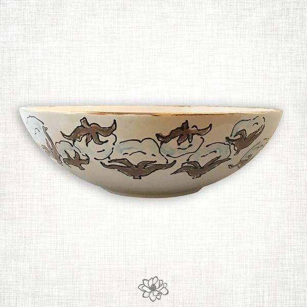 Magnolia Creative > Cotton Large Bowl