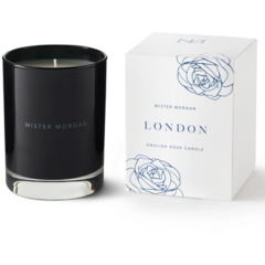 Niven Morgan Destination Candle - London English Rose
