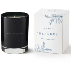 Niven Morgan Destination Candle - Serengeti Vintage Leather