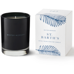 Niven Morgan Destination Candle - St. Barth's Royal Palm & Nectar