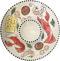 Magnolia Creative Crawfish Chip and Dip