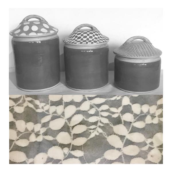 Terrafirma Ceramics > Aspen Charcoal > Large Canister