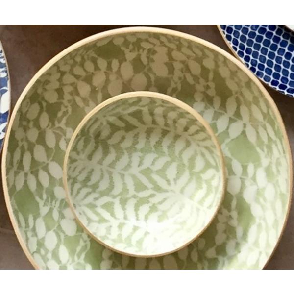 Terrafirma Ceramics > Aspen Citrus > Medium Serving Bowl