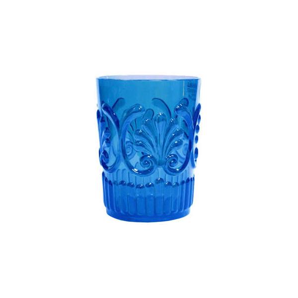 Le Cadeaux Blue Small Tumbler/Water Glass