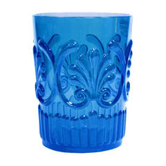 Le Cadeaux Blue Small Tumbler/Water Glass