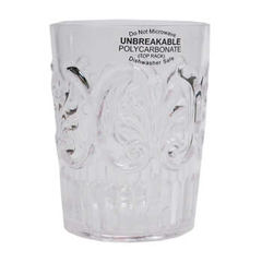 Le Cadeaux Clear Small Tumbler/Water Glass