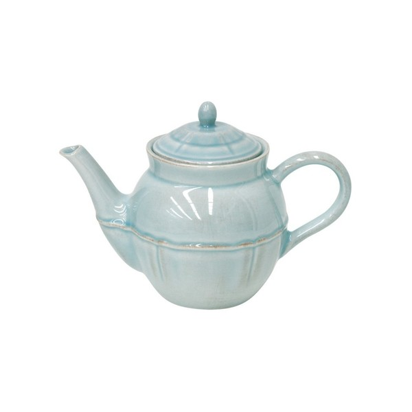 Costa Nova > Alentejo Turquoise > Tea Pot - 17 oz
