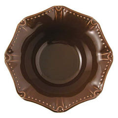 Skyros Designs Isabella Chocolate Serving Bowl (1306CH)