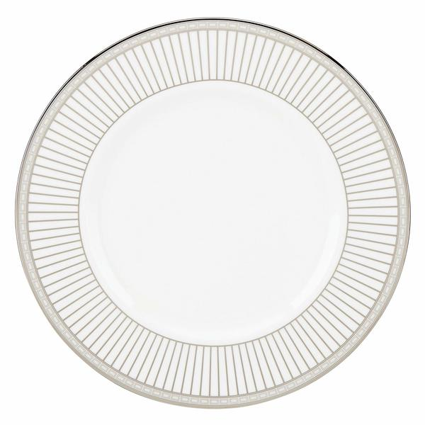Lenox > Murray Hill > Stripe Accent Plate