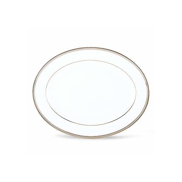 "Lenox > Murray Hill > Oval Platter - 16"""