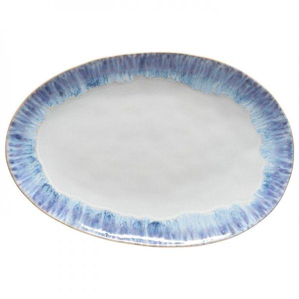 Costa Nova > Brisa Ria Blue > Large Oval Platter