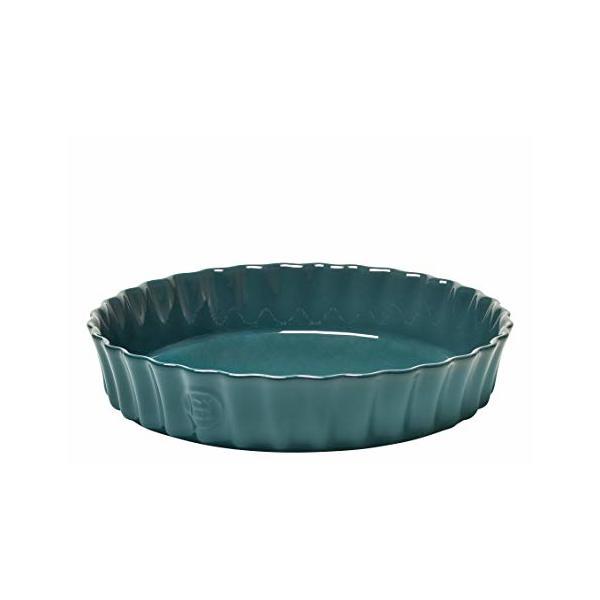 Emile Henry > Deep Flan Dish (Blue Flame)