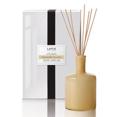 LAFCO New York Chamomile Lavender Master Bedroom Reed Diffuser 15oz