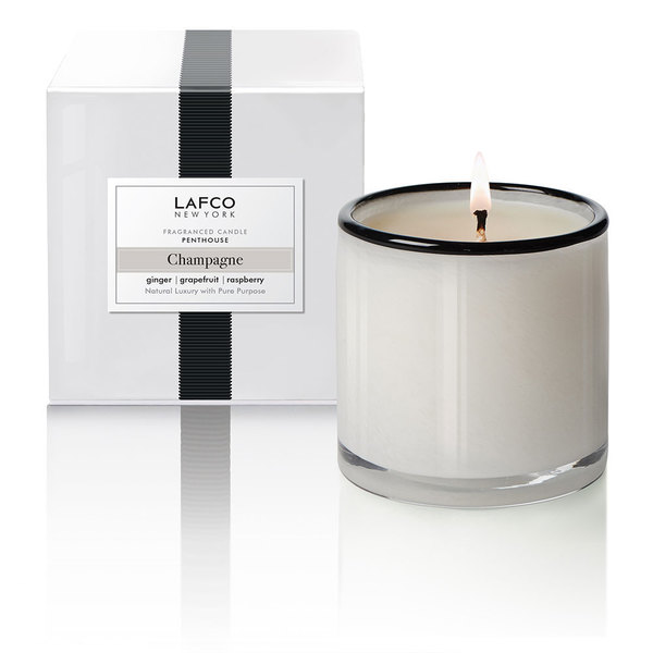 LAFCO New York Champagne Penthouse Signature 15.5oz Candle