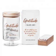 Gratitude Glass Jars Gratitude Glass Jar