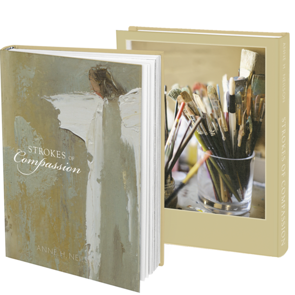 Ann Neilson Strokes of Compassion Book