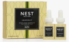 Nest Grapefruit Refill Duo for Pura Smart Home Fragrance Diffuser