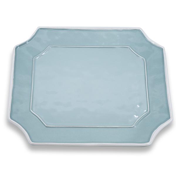 Beatriz Ball > Vida Charleston Blue > Rectangle Platter