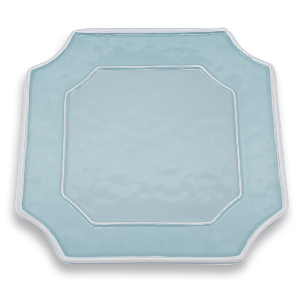 Beatriz Ball > Vida Charleston Blue > Square Tray