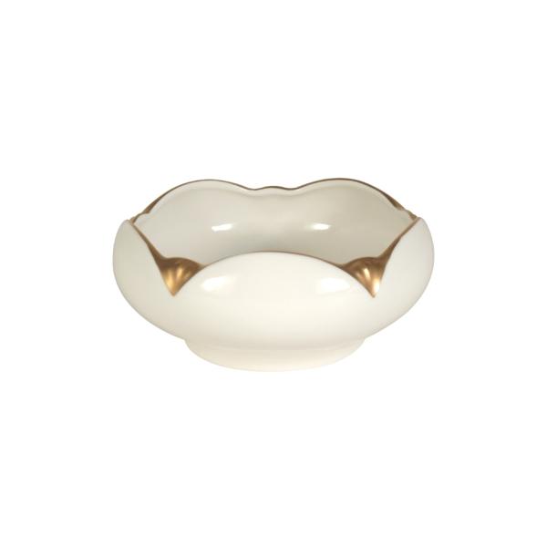 Pickard > Signature Gold (Ivory) > Tulip Bowl