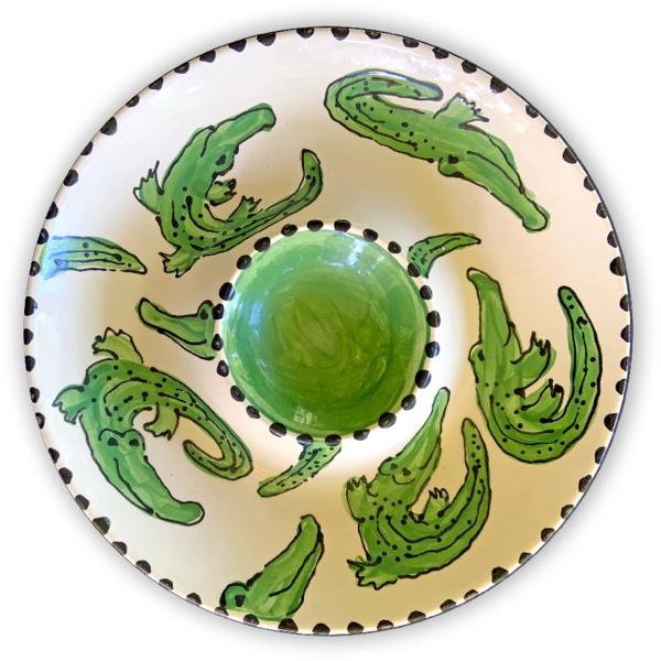 Magnolia Creative > Alligator Chip & Dip