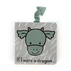 Jellycat If I were Dragon Book