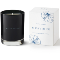 Niven Morgan Destinantion Candle - Mustique Hibiscus & Jasmine
