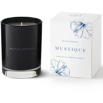 Niven Morgan Destinantion Candle - Mustique Hibiscus & Jasmine