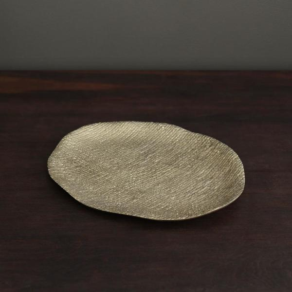 Beatriz Ball > Sierra > Kioto Large Oval Platter Gold