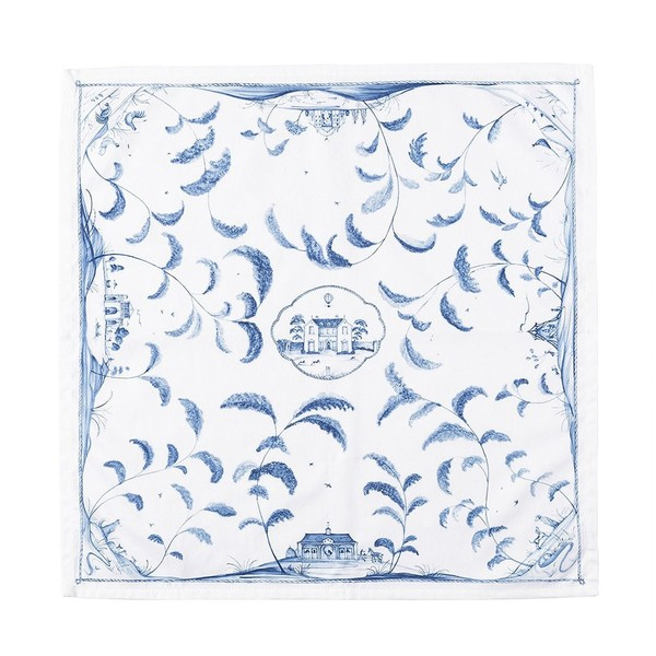 "Juliska > Country Estate - Delft Blue > Napkin 22"""
