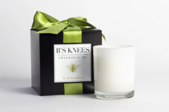 B's Knees Fragrance Co. Fresh Bamboo Candle