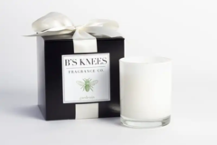 B's Knees Fragrance Co. Gardenia Candle