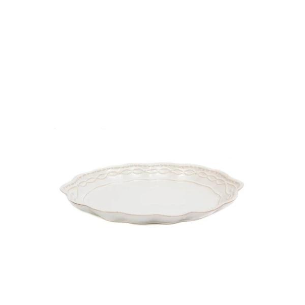 Skyros > Legado White > Small Oval Platter