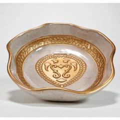 Pamela Sack Hope Bowl (Ivory)