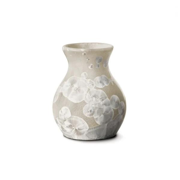 Simon Pearce > Curio > Crystalline Bud Vase (Dusk)