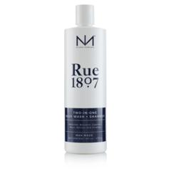Niven Morgan Rue 1807 Two in One Body Wash and Shampoo 16 fl. oz