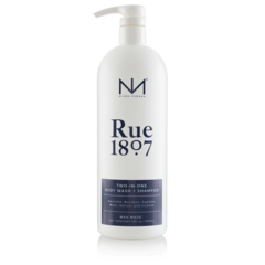 Niven Morgan Rue 1807 Two in One Body Wash and Shampoo 33 fl. oz