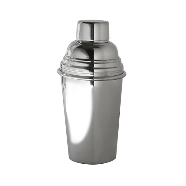 Engraved Pewter Cocktail Shaker (RCS)