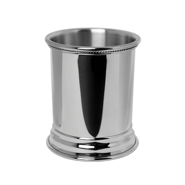 Engraved Pewter Louisiana Julep Cup - 9oz (SCLA09)