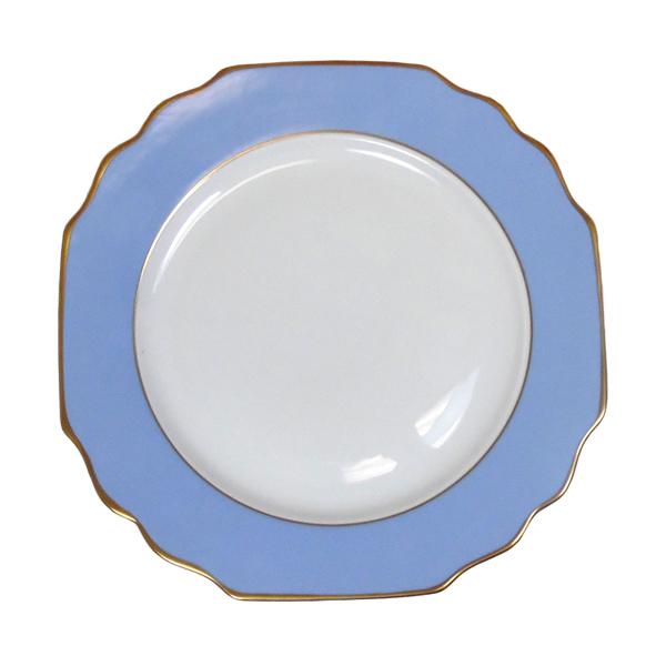 Pickard > Georgian Color Sheen Blue > Dinner