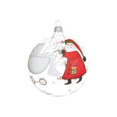Vietri Old St Nick Baby's First Christmas Ornament (OSN-2715)
