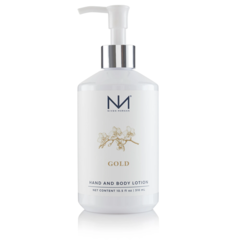 Niven Morgan Gold Hand and Body Lotion