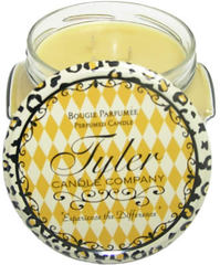 Tyler Candle Company Orange Vanilla Candle