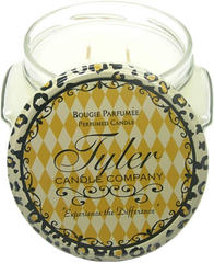 Tyler Candle Company Goldleaves Candle