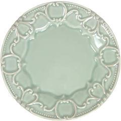 Skyros Designs Isabella Ice Blue Salad Plate (1303IB)