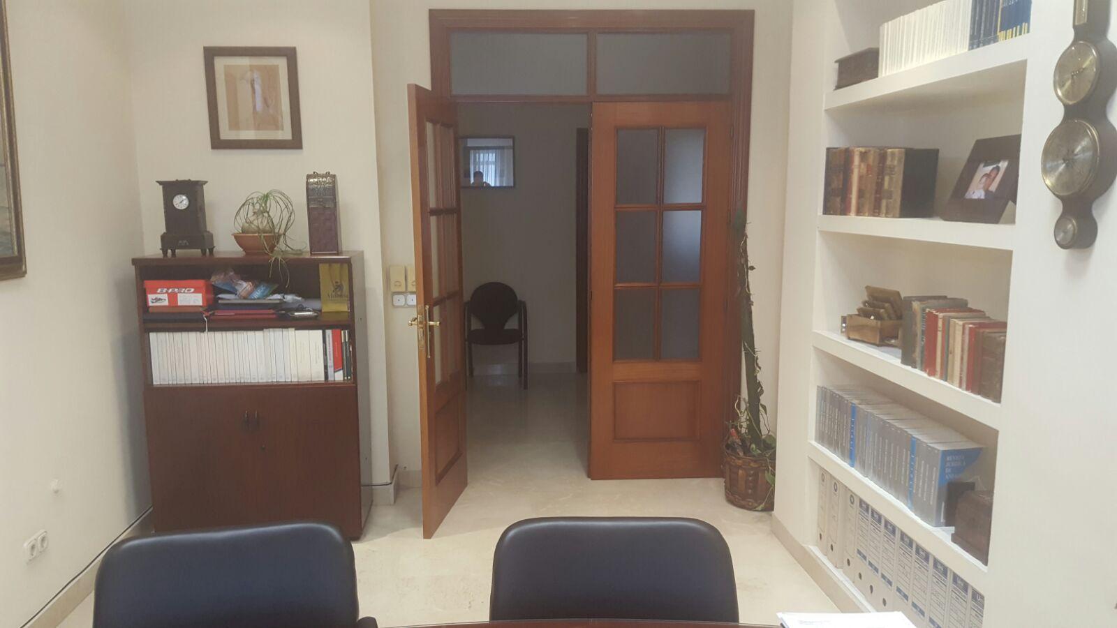 Foto de nuestro despacho en casas de campos